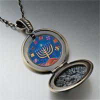 Necklace & Pendants - hanukkah gifts photo locket pendant necklace Image.