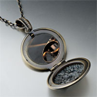 Necklace & Pendants - wedding bands photo locket pendant necklace Image.