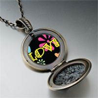 Necklace & Pendants - love hearts flowers photo locket pendant necklace Image.
