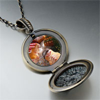 Necklace & Pendants - decorated christmas cookies pendant necklace Image.