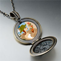 Necklace & Pendants - flower shopping pendant necklace Image.