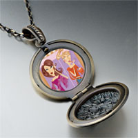 Necklace & Pendants - fashion women primping pendant necklace Image.