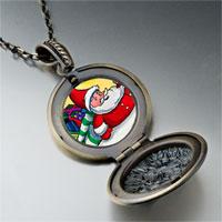 Necklace & Pendants - santa gifts pendant necklace Image.