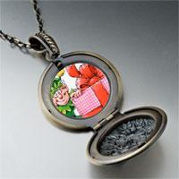 Necklace & Pendants - santa gift helper pendant necklace Image.
