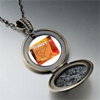 Necklace & Pendants - turkey card pendant necklace Image.