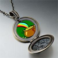 Necklace & Pendants - pot gold pendant necklace Image.