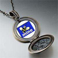 Necklace & Pendants - bee pendant necklace Image.
