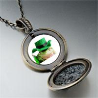 Necklace & Pendants - patricks day frog pendant necklace Image.