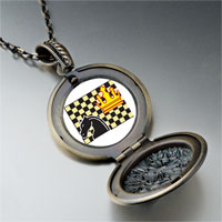 Necklace & Pendants - chess game pendant necklace Image.