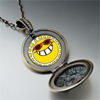 Necklace & Pendants - happy rockin'  sunshine pendant necklace Image.