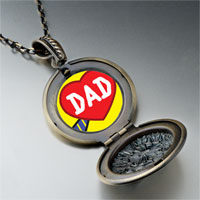 Necklace & Pendants - love dad pendant necklace Image.