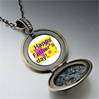 Necklace & Pendants - happy father' s day star pendant necklace Image.
