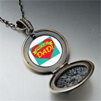Necklace & Pendants - proud dad pendant necklace Image.