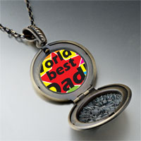 Necklace & Pendants - world' s best dad pendant necklace Image.