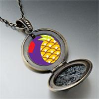 Necklace & Pendants - heart pineapple pendant necklace Image.