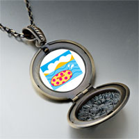 Necklace & Pendants - donut in water pendant necklace Image.