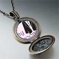 Necklace & Pendants - heart groom pendant necklace Image.