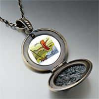 Necklace & Pendants - autumn creek river pendant necklace Image.