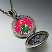 Necklace & Pendants - christmas necklace happy christmas tree gifts pendant necklace Image.