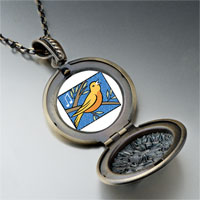 Necklace & Pendants - calling birds photo storybook pendant necklace Image.