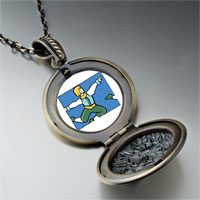 Necklace & Pendants - lords leaping photo storybook pendant necklace Image.