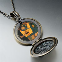 Necklace & Pendants - musique painting pendant necklace Image.