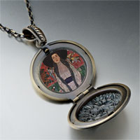 Necklace & Pendants - portrait adele bloch bauer pendant necklace Image.