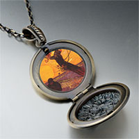 Necklace & Pendants - sower painting pendant necklace Image.