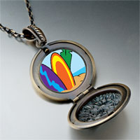 Necklace & Pendants - travel sand beach photo pendant necklace Image.