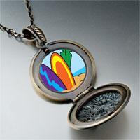 Necklace & Pendants - travel sand beach photo pendant necklace Image.