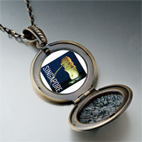 Necklace & Pendants - travel merlion photo pendant necklace Image.