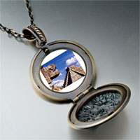 Necklace & Pendants - travel chichen itza mexico photo pendant necklace Image.