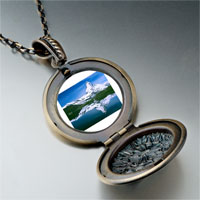 Necklace & Pendants - travel matterhorn photo pendant necklace Image.