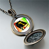 Necklace & Pendants - religious bible photo pendant necklace Image.