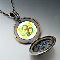 Necklace & Pendants - religion rosary photo pendant necklace Image.