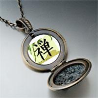Necklace & Pendants - religion buddhism chan photo pendant necklace Image.