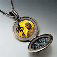 Necklace & Pendants - religion holy buddha photo pendant necklace Image.