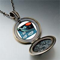Necklace & Pendants - music am hip hop photo pendant necklace Image.