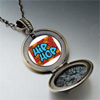 Necklace & Pendants - music hip hop photo pendant necklace Image.