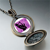 Necklace & Pendants - music saxophone player photo pendant necklace Image.