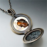 Necklace & Pendants - music violoncello photo pendant necklace Image.
