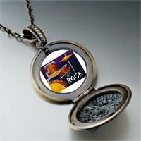 Necklace & Pendants - music theme band photo pendant necklace Image.