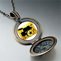 Necklace & Pendants - music theme band instrument photo pendant necklace Image.