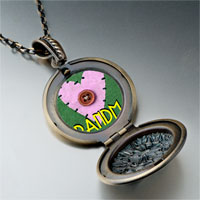 Necklace & Pendants - grandparent theme grandma photo pendant necklace Image.