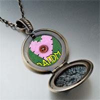 Necklace & Pendants - grandparent theme grandma photo pendant necklace Image.
