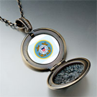 Necklace & Pendants - character coast guard photo pendant necklace Image.