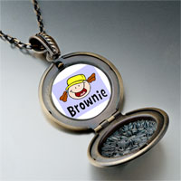 Necklace & Pendants - fictional character brownie photo pendant necklace Image.