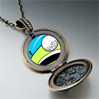 Necklace & Pendants - golf photo italian pendant necklace Image.