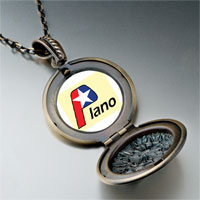 Necklace & Pendants - plano photo italian pendant necklace Image.