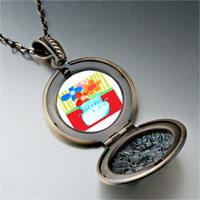 Necklace & Pendants - vase photo italian pendant necklace Image.
